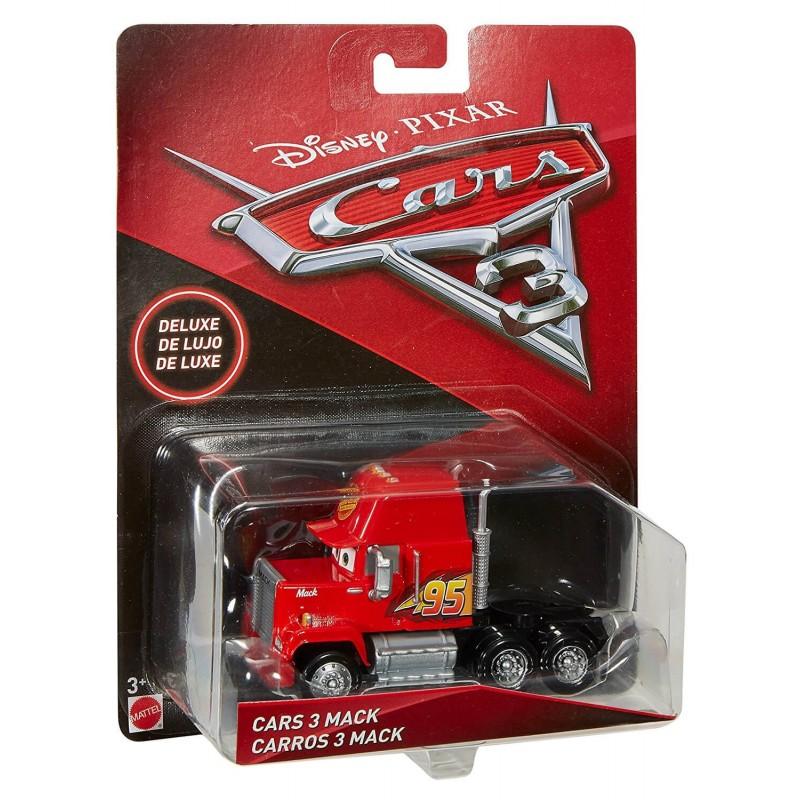 Mattel Disney - Pixar Cars 3 Deluxe Mack