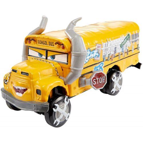 Mattel Disney - Pixar Cars 3 Deluxe Οχημα Oversized Miss Fritter