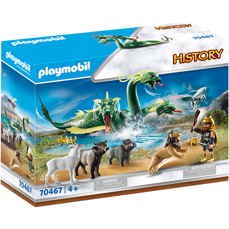 Playmobil History Οι Άθλοι του Ηρακλή