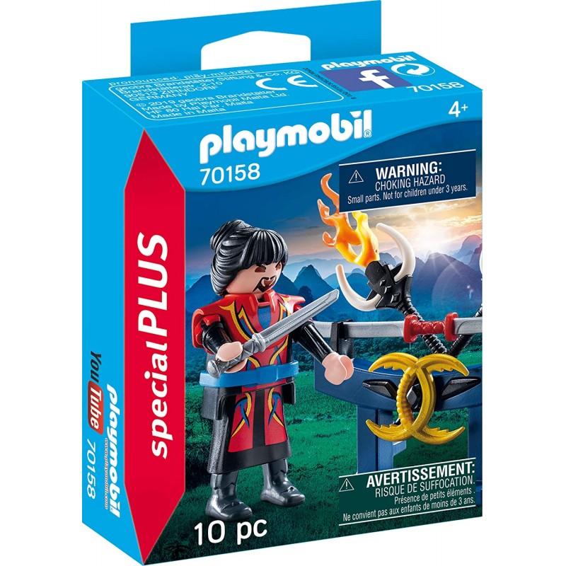 Playmobil Special Plus - Ασιάτης Πολεμιστής (70158)