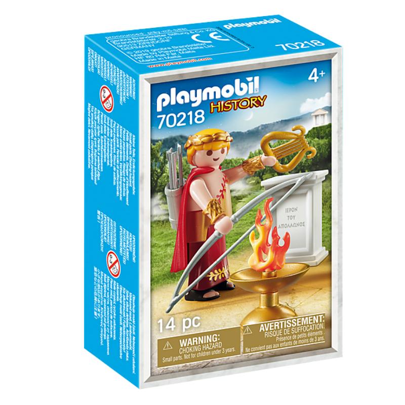 Playmobil - Θεός Απόλλων (70218)